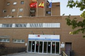 Foto de la fachada del Instituto Carlos III de Madrid