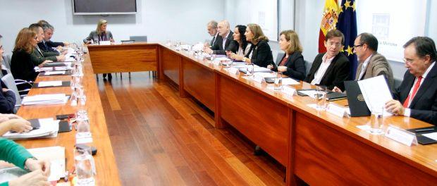 Reunión del Comité Especial de Gestión de la enfermedad por el virus ébola.