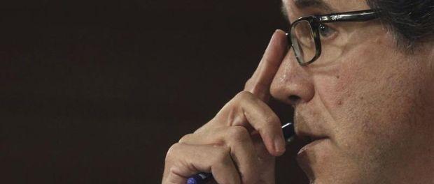 Imagen de Fernando Rodríguez, miembro del comité científico que asesora al Gobierno. Foto EFE
