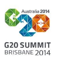 Logo G20 Brisbane 2014